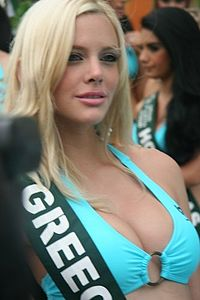 Miss Earth Greece 2008.JPG
