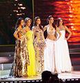 Miss Universe 2008, top 5.JPG