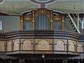 Mistendorf Kirche Orgel 1614 HDR.jpg