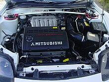 Mitsubishi 6A1 engine - Wikipedia
