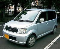 Mitsubishi eK thumbnail