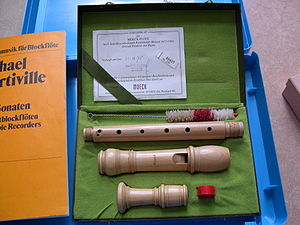 Moeck Musikinstrumente + Verlag - Moeck recorder flute