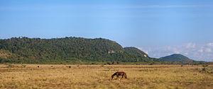 Mogote - Image: Mogotes, Northern Matanzas Province in Cuba