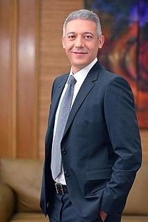 Mohamed Hassan Bensalah Groupe Holmarcom CEO