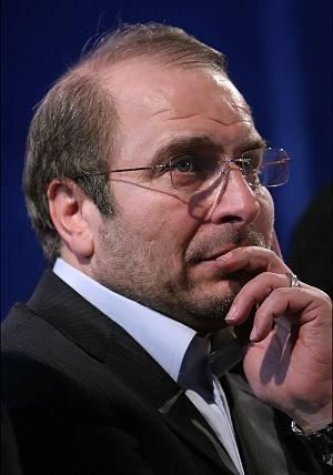 Mohammad Bagher Ghalibaf - Mohammad Bagher Ghalibaf