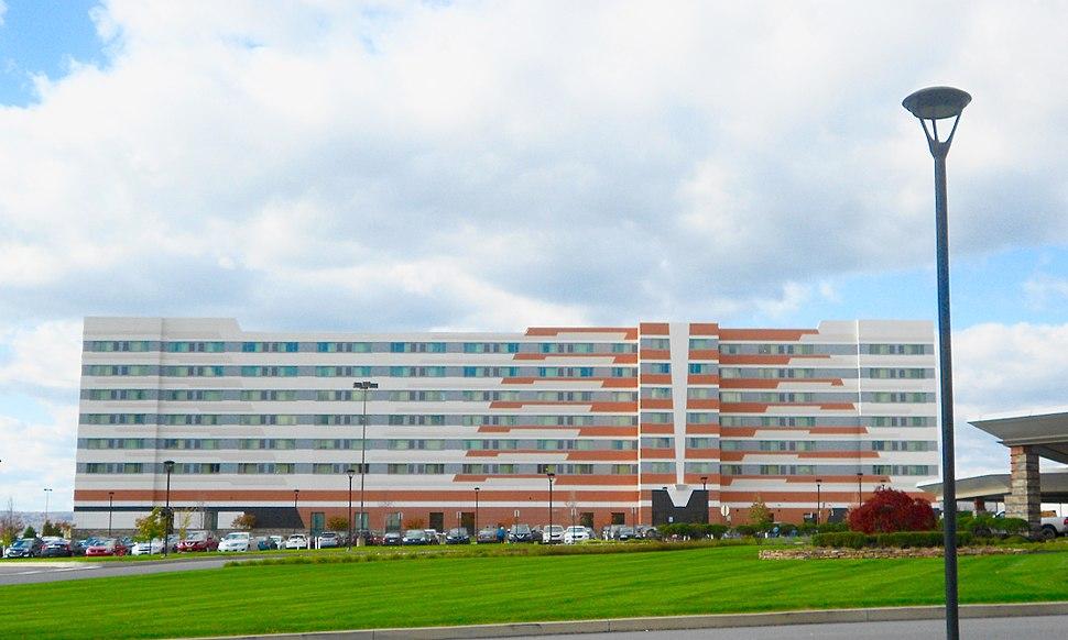 Mohegan Poconos hotelLuzCo PA