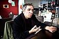 Mohsen makhmalbaf FICA2009.jpg