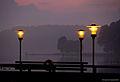 Molo spacerowe i Amfiteatr na Jeziorze Sępoleńskim 03.jpg
