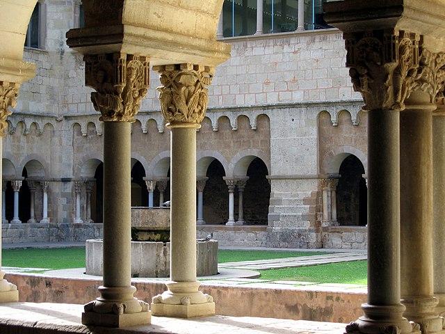 File monestir de sant cugat del vall s wikimedia - Mudanzas sant cugat del valles ...