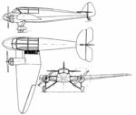 Monospar 3 view L'Aerophile January 1933.png