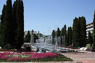 Montana, Bulgaria - Montana central square