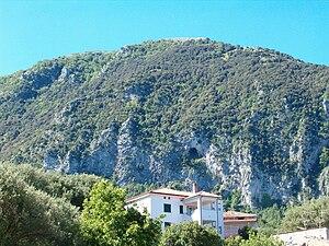 Bulgheria - Image: Monte Bulgheria