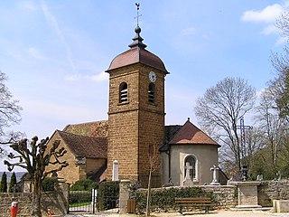Montigny-lès-Arsures Commune in Bourgogne-Franche-Comté, France