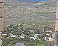 Monument from the acropolis of Lindos 2010.jpg