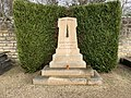 Monument morts Cimetière ancien Charenton Pont Paris 3.jpg
