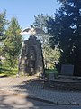 Monument of Paweł Stalmach in Istebna (2).jpg