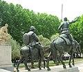 Monumento a Cervantes (Madrid) 10e.jpg