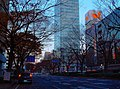 Morning in Aoba Street 仙台市 青葉区の朝 - panoramio.jpg