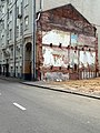 Moscow, 2nd Khvostov 6 demolished 2008.JPG