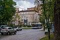 Moscow trolleybus 9320 2019-08 Tkatskaya ulitsa.jpg