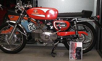Motobi - 1970 Motobi 125cc Sport Special