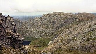 Mount Murchison (Tasmania) - Image: Mount Murchison Tasmania