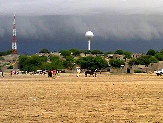 Bahr el Gazel (region of Chad) - Image: Moussoro (8)