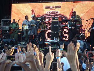 Rock the Bells Annual hip-hop festival