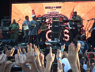 Rock the Bells - Image: Ms Lauryn Hill 2010