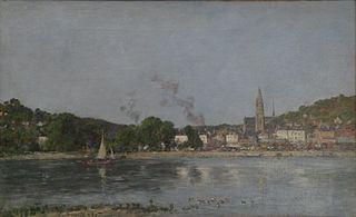 Seine, Caudebec-en-Caux