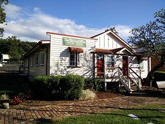 Mudgeeraba, Queensland - Old Post Office, 2015