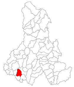 Location of Mugeni