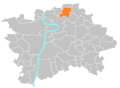 Municipal district Prague Ďáblice.png