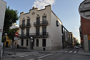 Abelló Museum - Abelló Museum's façade