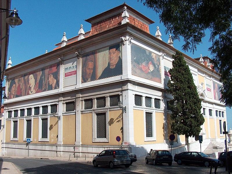 Museus em Lisboa de obras históricas