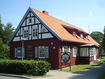 Museum of Miniature Arts in Juodkrante.JPG