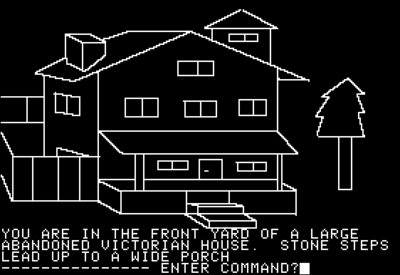 Mystery House - Apple II - 2.png