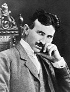Nikola Tesla made long-distance electrical transmission networks possible.