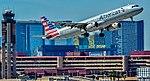 N916US American Airlines Airbus A321-231 s n 6420 (42855985052).jpg