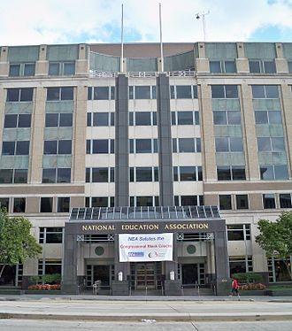 National Education Association - NEA headquarters in Washington, D.C.