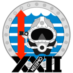 NEEMO 22 mission patch.png