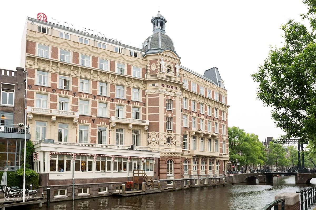 Amsterdam Hotel Hampshire Inn Prinsengracht
