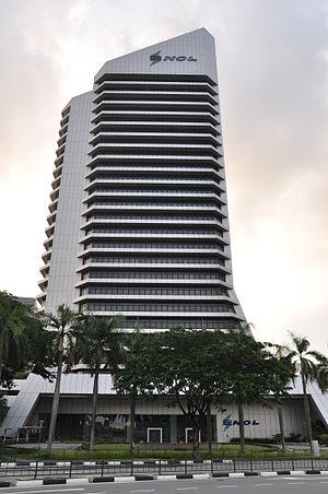 Neptune Orient Lines - Ex-NOL Building located along Alexandra Road