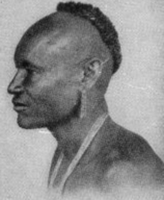 Kamba people - Mukamba, pre 1923