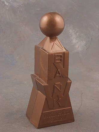 Norwest Corporation - Weatherball coin bank