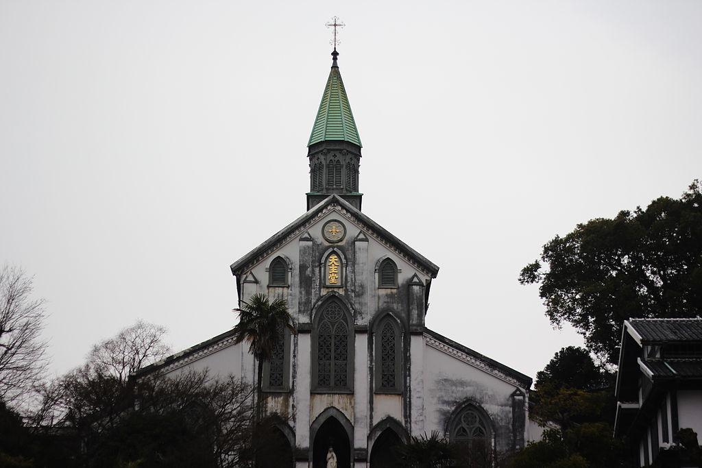 Nagasaki church