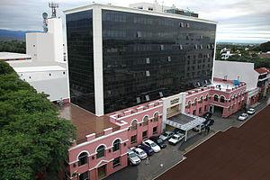 La Rioja, Argentina - Naindo Park Hotel
