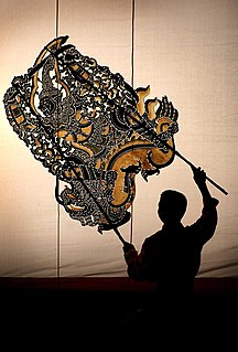 Nang yai Shadow puppet theatre of Thailand