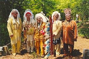 Nansemond - Image: Nansemond Indians (5816420283) (2)