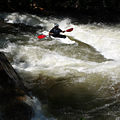 Nantahala River playboater 2009.jpg